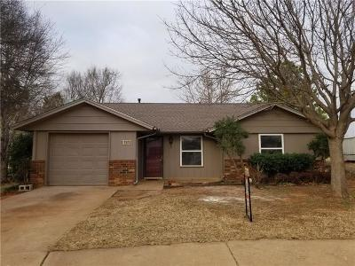Guthrie Single Family Home For Sale: 122 Apollo Place