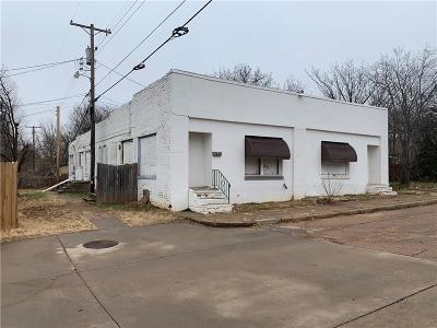 Oklahoma City Multi Family Home For Sale: 3510 N Francis Avenue