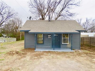 Tecumseh Single Family Home For Sale: 110 S 1st Street