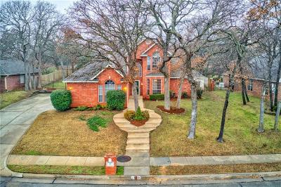 Canadian County, Oklahoma County Single Family Home For Sale: 1 N Crosstimber Trail