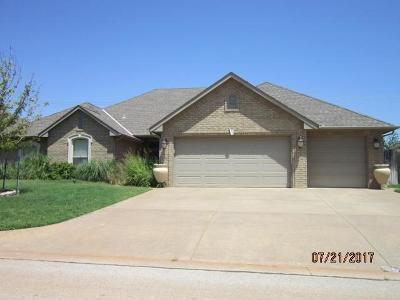 Oklahoma City Single Family Home For Sale: 6705 NW 121st Street