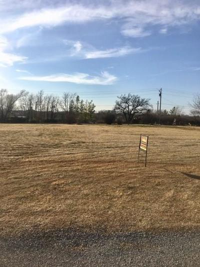 Cordell Residential Lots & Land For Sale: 216 N Fleming Street
