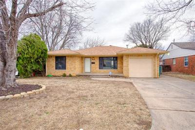 Oklahoma City Single Family Home For Sale: 4216 NW 18th Street