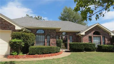 Altus Single Family Home For Sale: 3000 Partridge Place