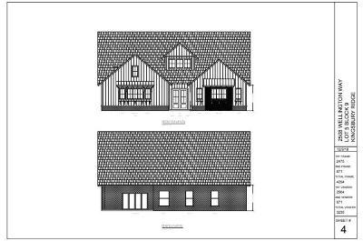 Edmond Single Family Home For Sale: 2508 Wellington Way