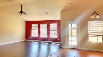 Altus Single Family Home For Sale: 1712 White Tail Drive