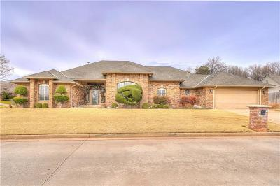 Oklahoma City Single Family Home For Sale: 6317 Beaver Creek Road