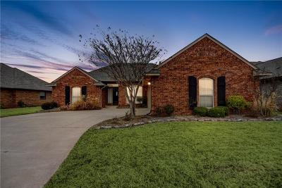 Edmond Single Family Home For Sale: 16704 Cordillera Way