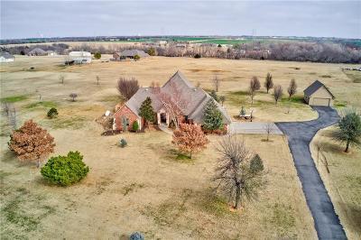 Yukon Single Family Home For Sale: 900 Boston Trail