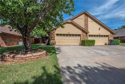 Oklahoma City Attached For Sale: 7002 N Spinnaker Lane
