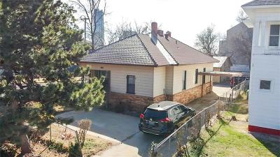 Oklahoma City Single Family Home For Sale: 900 NW 8th Street