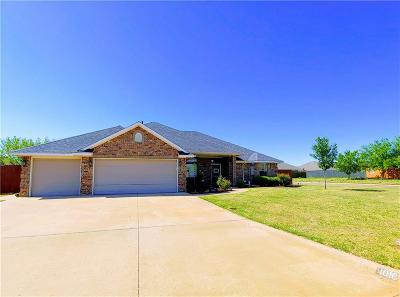 Altus Single Family Home For Sale: 1016 Sheryl Lane