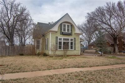 Elk City Single Family Home For Sale: 809 W Broadway