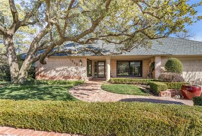 Oklahoma City Single Family Home For Sale: 6868 N Country Club Drive