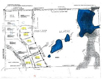 Lincoln County Residential Lots & Land For Sale: 4 Elisha Road