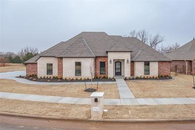 Oklahoma City Single Family Home For Sale: 5713 Creekmore Drive
