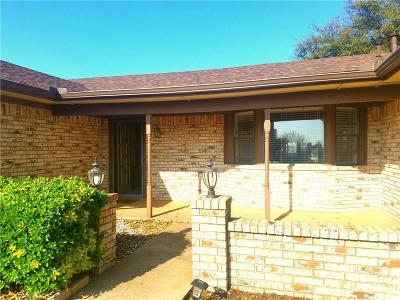 Altus Single Family Home For Sale: 901 Cambridge Drive