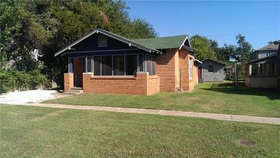 Norman Single Family Home For Sale: 606 E Main Street