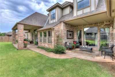 Edmond Single Family Home For Sale: 424 NW 148th Terrace