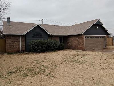 Edmond Single Family Home For Sale: 2609 Tracys Terrace