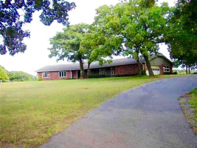 Norman Single Family Home For Sale: 7500 E Rock Creek Road
