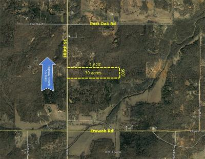 Noble Residential Lots & Land For Sale: 5401 SE 180th Ave SE Avenue