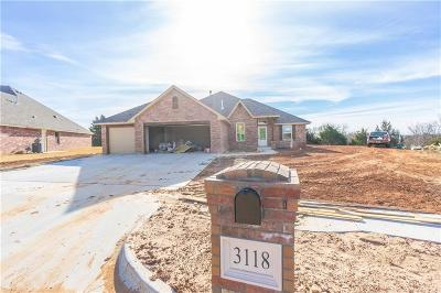 Norman Single Family Home For Sale: 3118 Pebble Pond