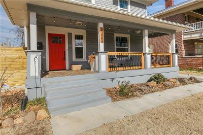 Oklahoma City Single Family Home For Sale: 1325 NW 16th Street