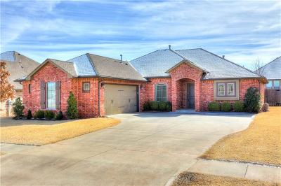 Canadian County, Oklahoma County Single Family Home For Sale: 3248 Orchard Avenue