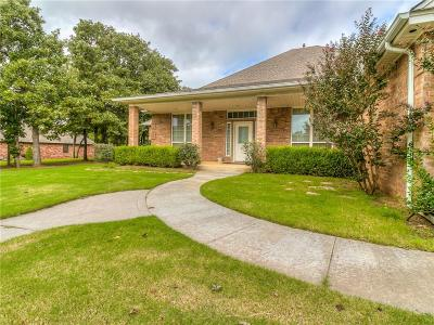 Choctaw Single Family Home For Sale: 16441 Roserock Circle