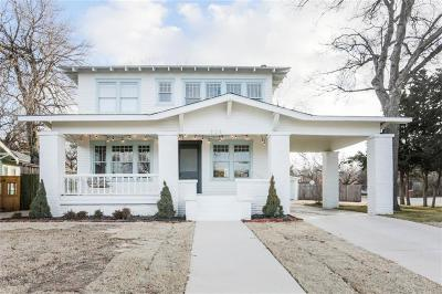 Oklahoma City Single Family Home For Sale: 326 NW 22nd Street