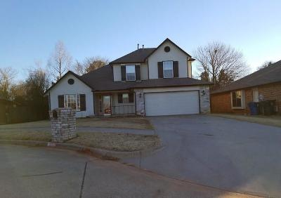 Midwest City Single Family Home For Sale: 11716 Lorene Avenue