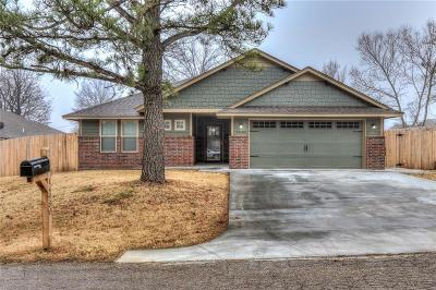 Choctaw Single Family Home For Sale: 14980 NE 2nd Street