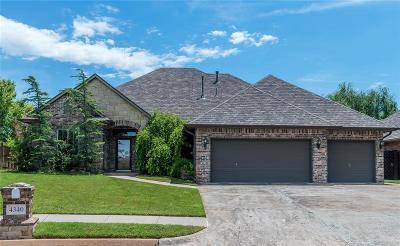 Edmond OK Single Family Home For Sale: $359,900