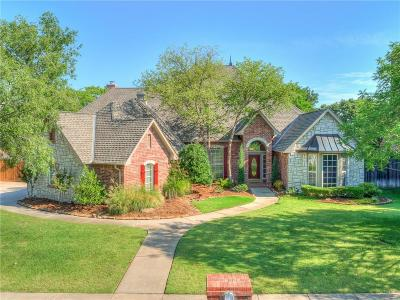 Edmond Single Family Home For Sale: 3117 Durango Way
