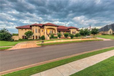 Edmond Single Family Home For Sale: 17515 Prairie Sky Way