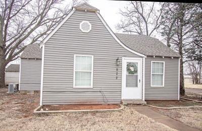 Elk City Single Family Home For Sale: 822 W 7th Street