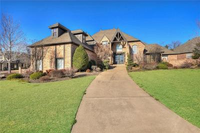 Edmond Single Family Home For Sale: 3201 Sawgrass Road