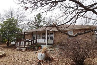 Shawnee Single Family Home For Sale: 36108 W Hardesty Road