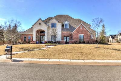 Edmond Single Family Home For Sale: 4717 Lake Front Drive
