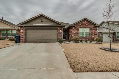Edmond Single Family Home For Sale: 2808 NW 189th Street