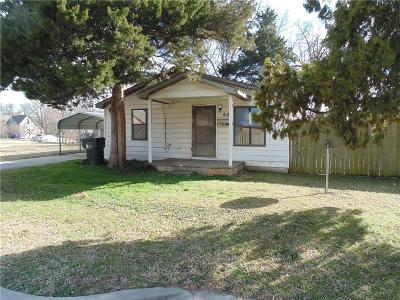 Norman Single Family Home For Sale: 624 E Frank