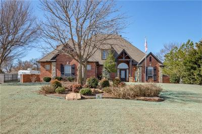 Oklahoma City Single Family Home For Sale: 4901 Kennington Lane