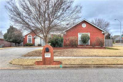 Norman Single Family Home For Sale: 2552 Weymouth Way