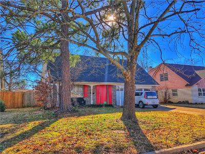 Oklahoma City Single Family Home For Sale: 1300 NW 106th Street