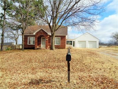 Choctaw Single Family Home For Sale: 2030 Nichols Drive