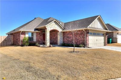 Edmond Single Family Home For Sale: 18616 Winamack Road