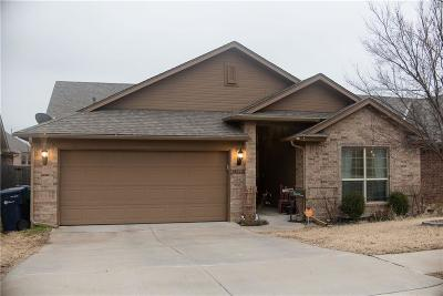 Edmond Single Family Home For Sale: 18612 Agua Drive
