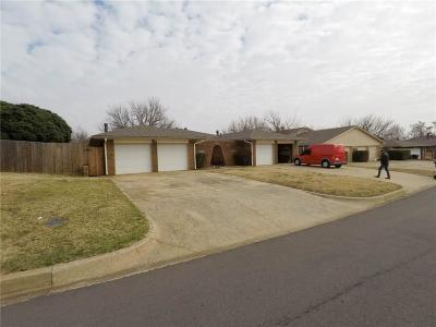 Oklahoma City OK Multi Family Home For Sale: $175,000