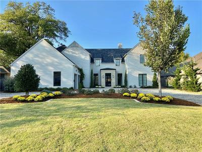 Nichols Hills Single Family Home For Sale: 1817 Coventry Lane